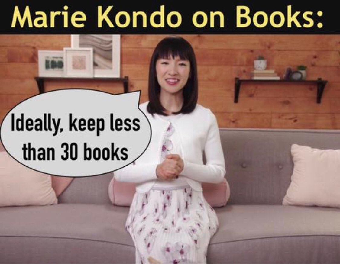 Why Booklovers Hate Netflix's Marie Kondo