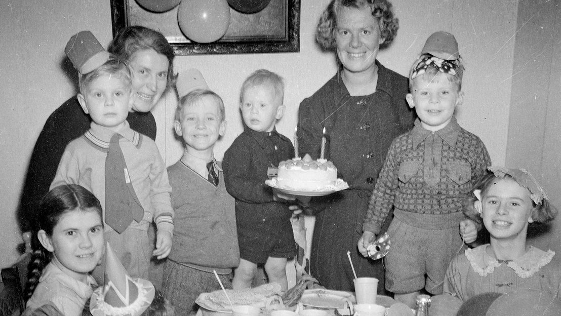A Surprising Number Of Young Kids Think Birthday Parties Are The Cause Of Ageing