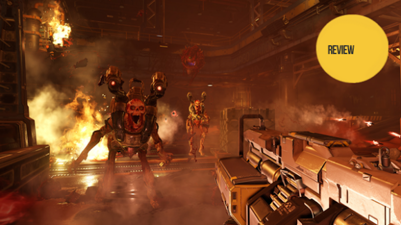 Doom: The Kotaku Review