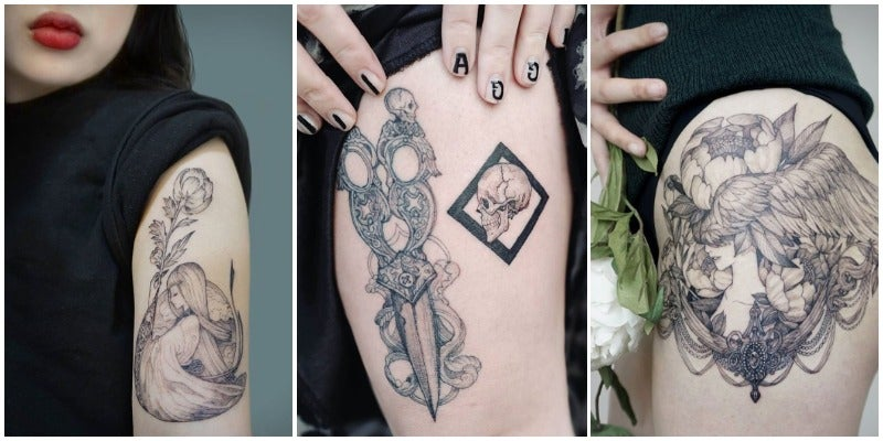 Artist Quits Game Industry For Tattooing