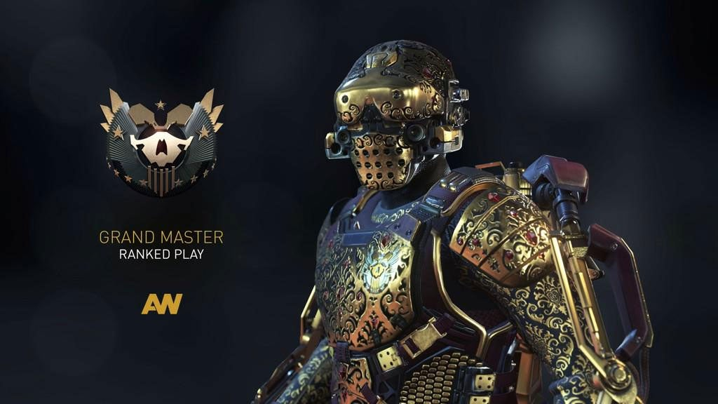 I Assure You This Is Call Of Duty: Advanced Warfare Armour