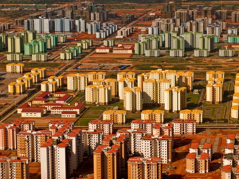 4 Instant Cities That Are Still Empty