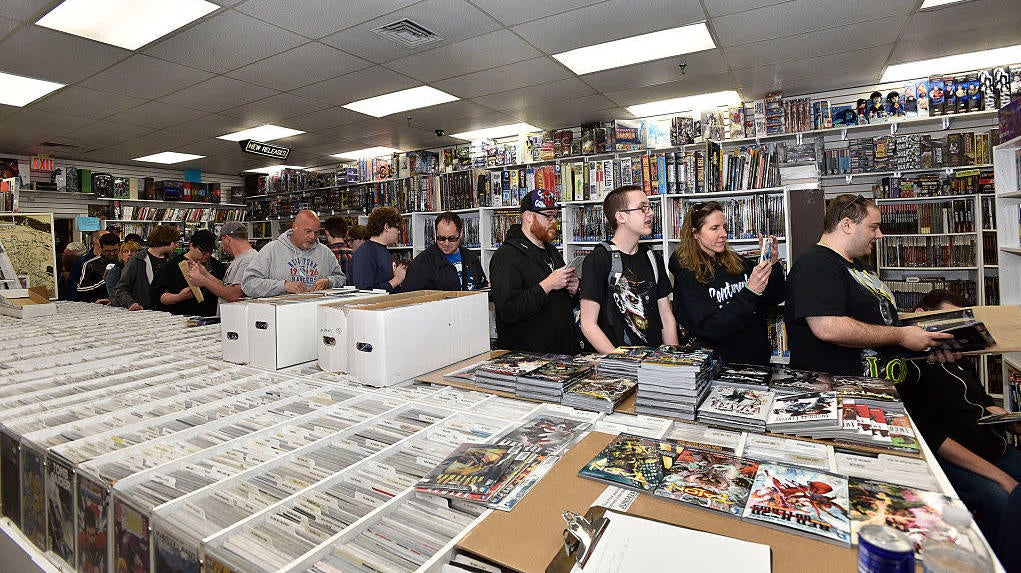 Free Comic Book Day Has, Unsurprisingly, Been Postponed