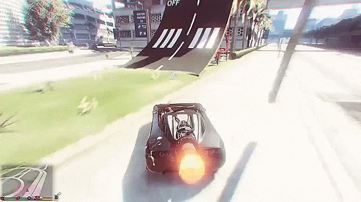 GTA Online Has Become An Incredible, Ridiculous Playground