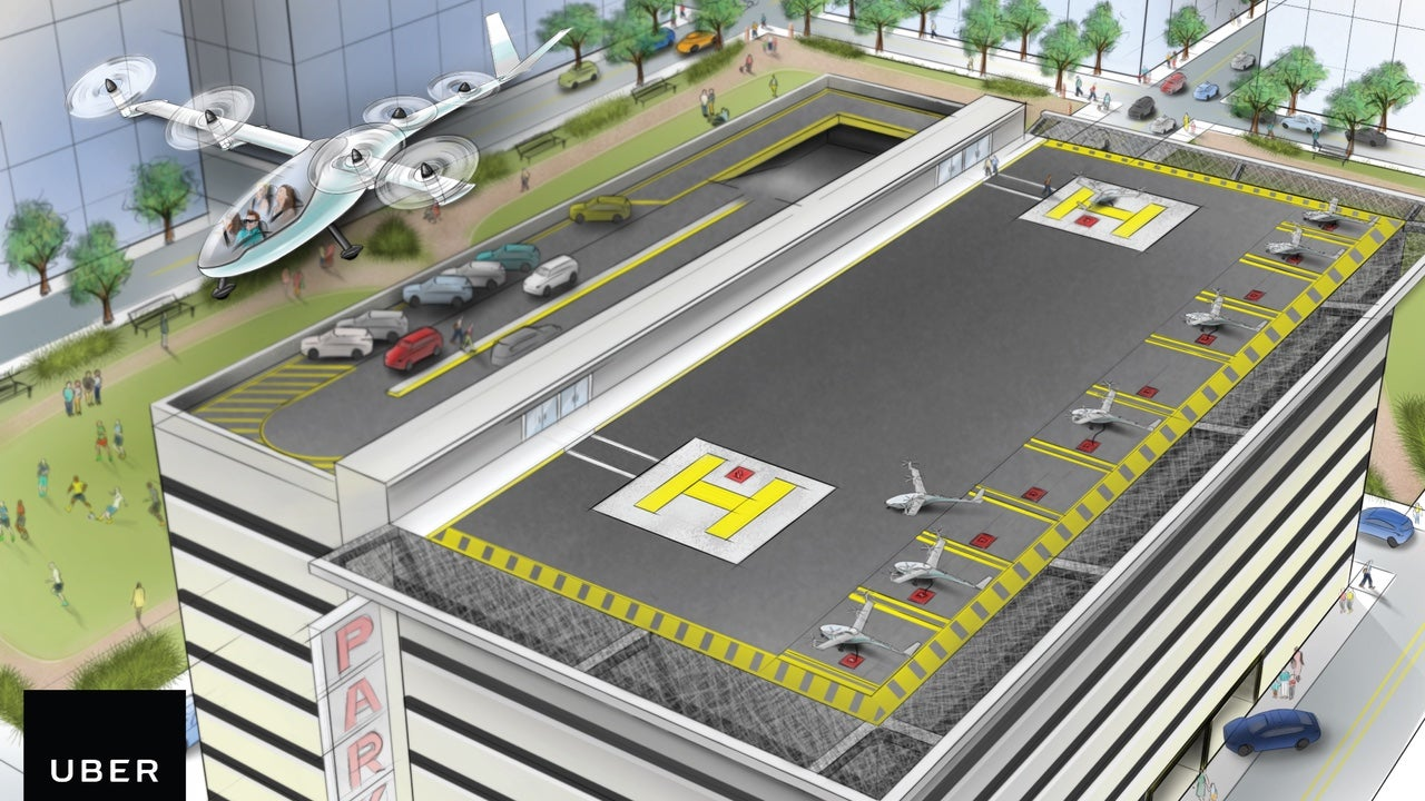 Flying Cars Are Still Just Two Years Away, Now Brought To You By Uber™