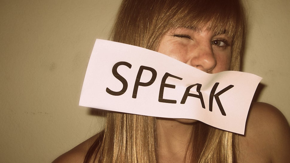 Why We Cringe at the Sound of Our Own Voices