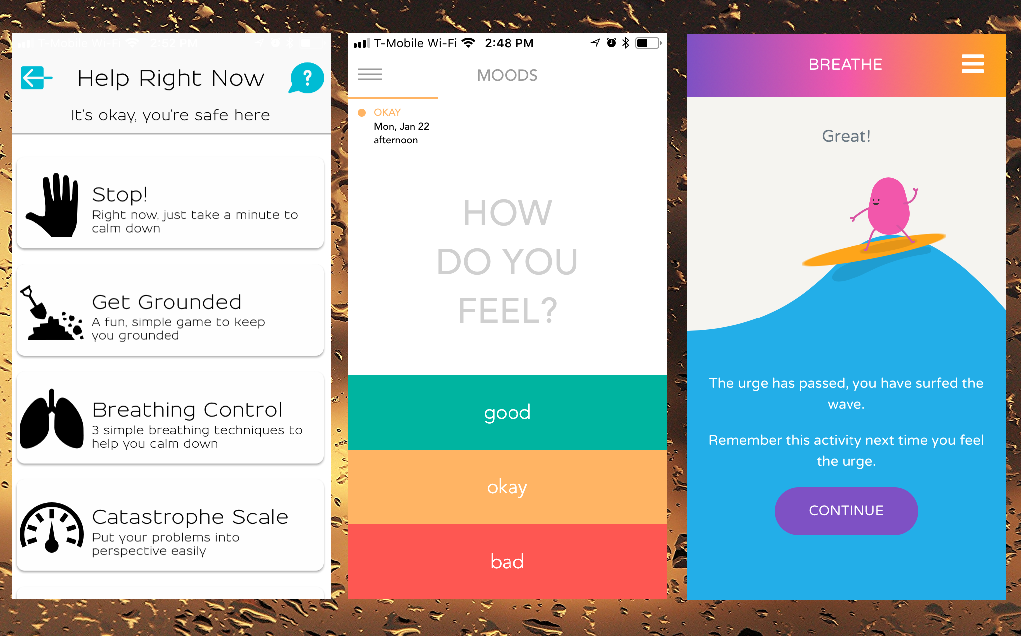 Get Through An Urge To Self-Harm With These Apps