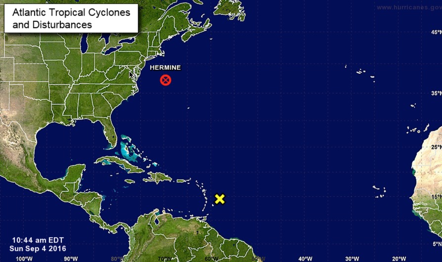 How Do You Pronounce Tropical Storm Hermine?