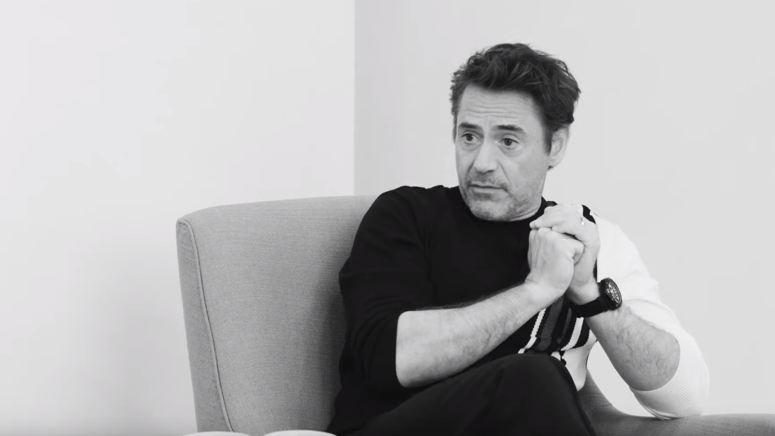In A Heartfelt Interview, Robert Downey, Jr. Discusses His Post-Marvel Future