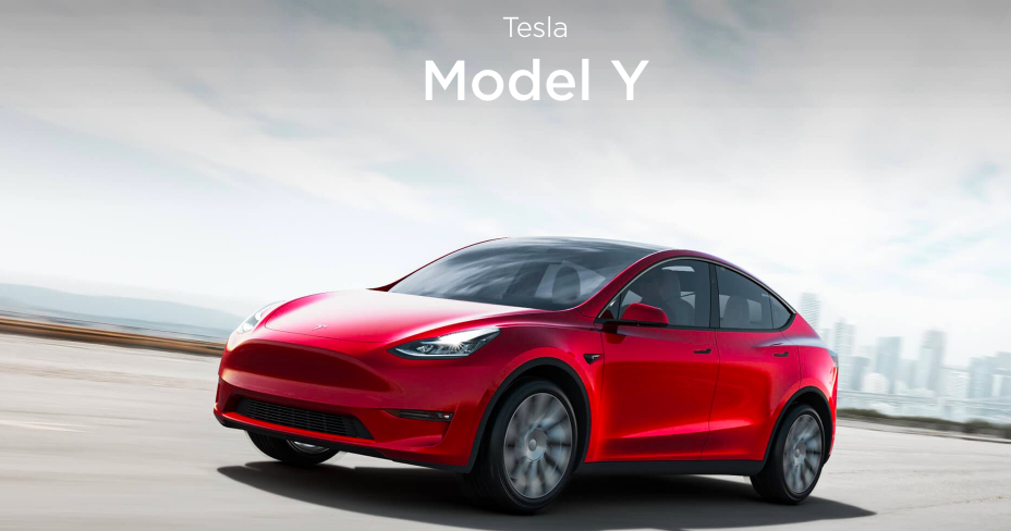 Here's How The New Tesla Model Y Compares To The Model 3