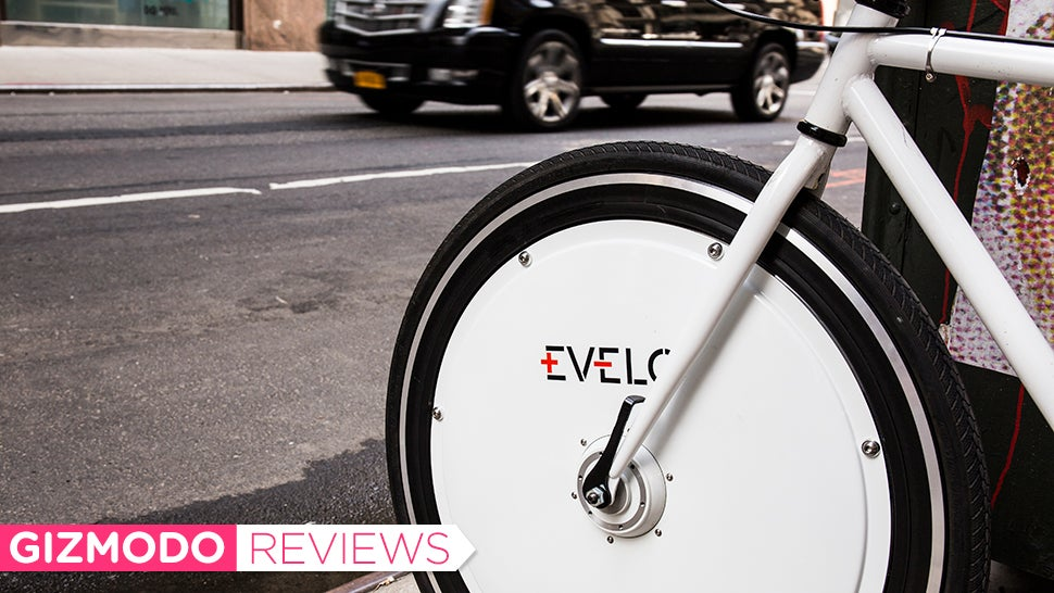 Evelo Omni Review: Make Any Bike Electric With This Add-On Wheel