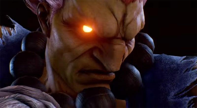 Tekken 7 Arcade Update Adds A Street Fighter X-Over