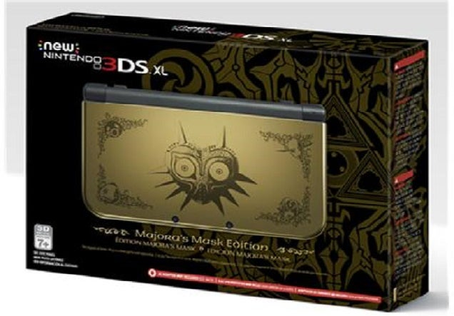 Best Buy Mistake Screws Some People Out Of Majora's Mask 3DSes