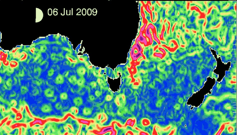 Scientists Observe Strange Double Whirlpool Effect In Ocean For First Time