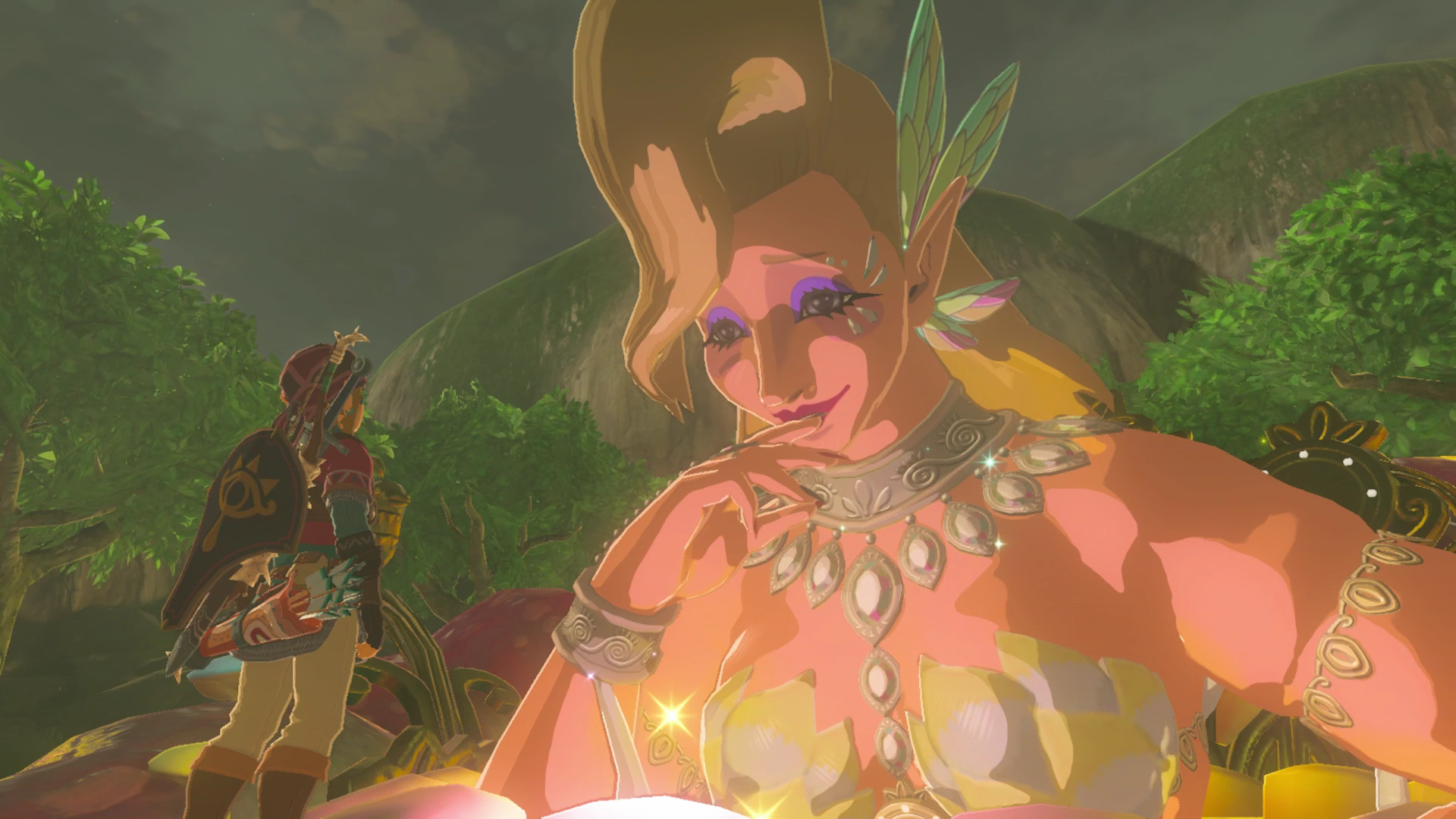 Zelda: Breath Of The WildIs The Perfect Game For Non-Gamers