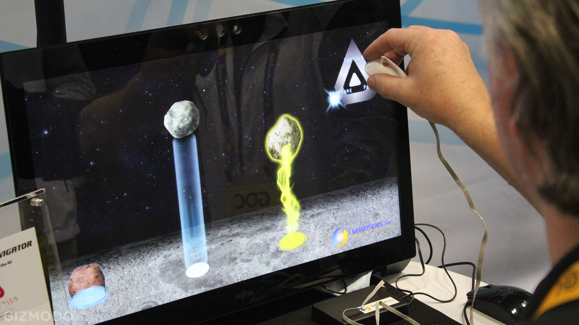 5 Ludicrous Controllers That Help You Touch the Virtual World
