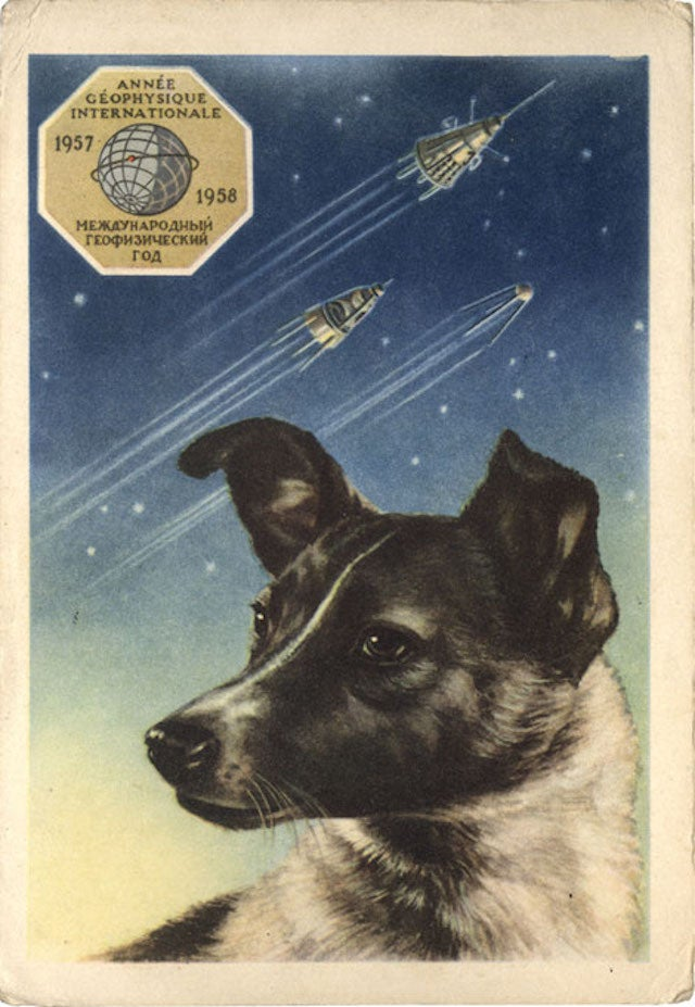 That Time Soviet Russia Sent Dogs Into Space
