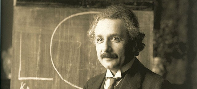 Tons of Albert Einstein Documents Are Now Online for Free