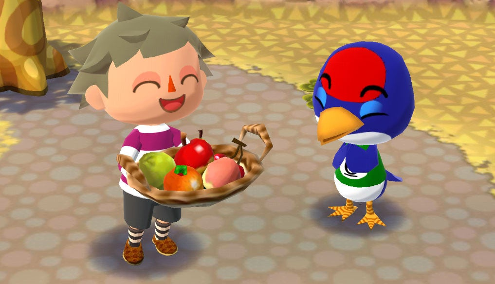 I'm Playing The Animal Crossing Phone Game, And It's Pretty Good