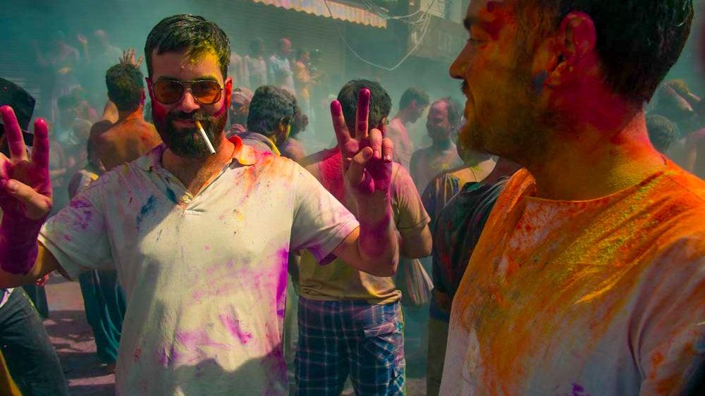 Holi: India's Most Colourful Festival