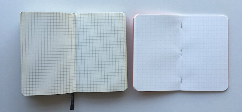 Pocket Paper Notebook Showdown: Moleskine vs. Field Notes