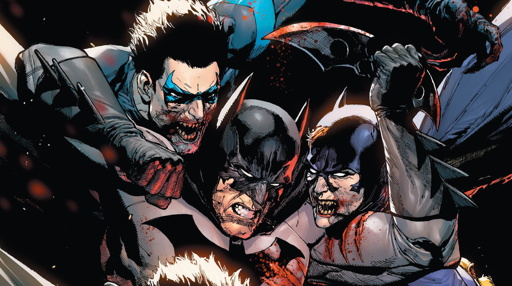 Exclusive: The Global Forecast Calls For Zombie Mayhem In This DCeased Preview