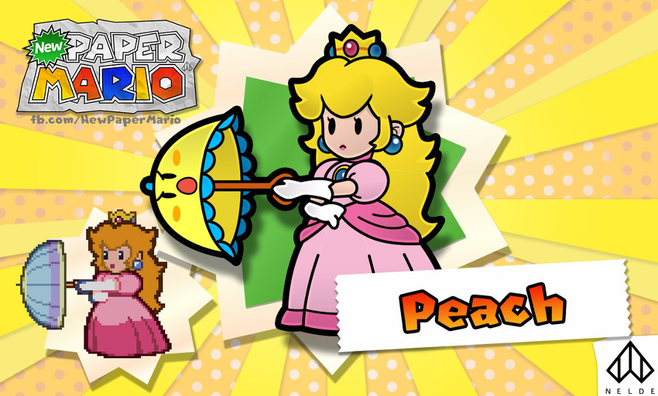 A Paper Mario Fan Remake Five Years In The Making