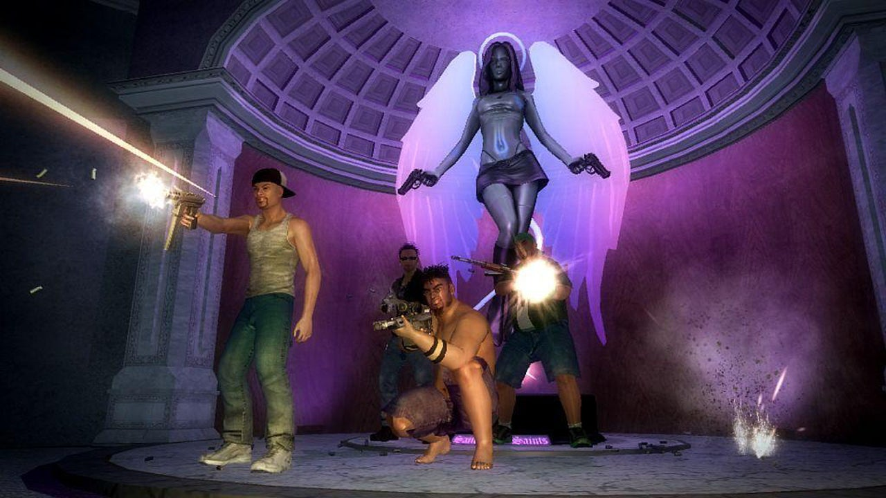GOG Is Giving Away Free Copies of Saints Row 2