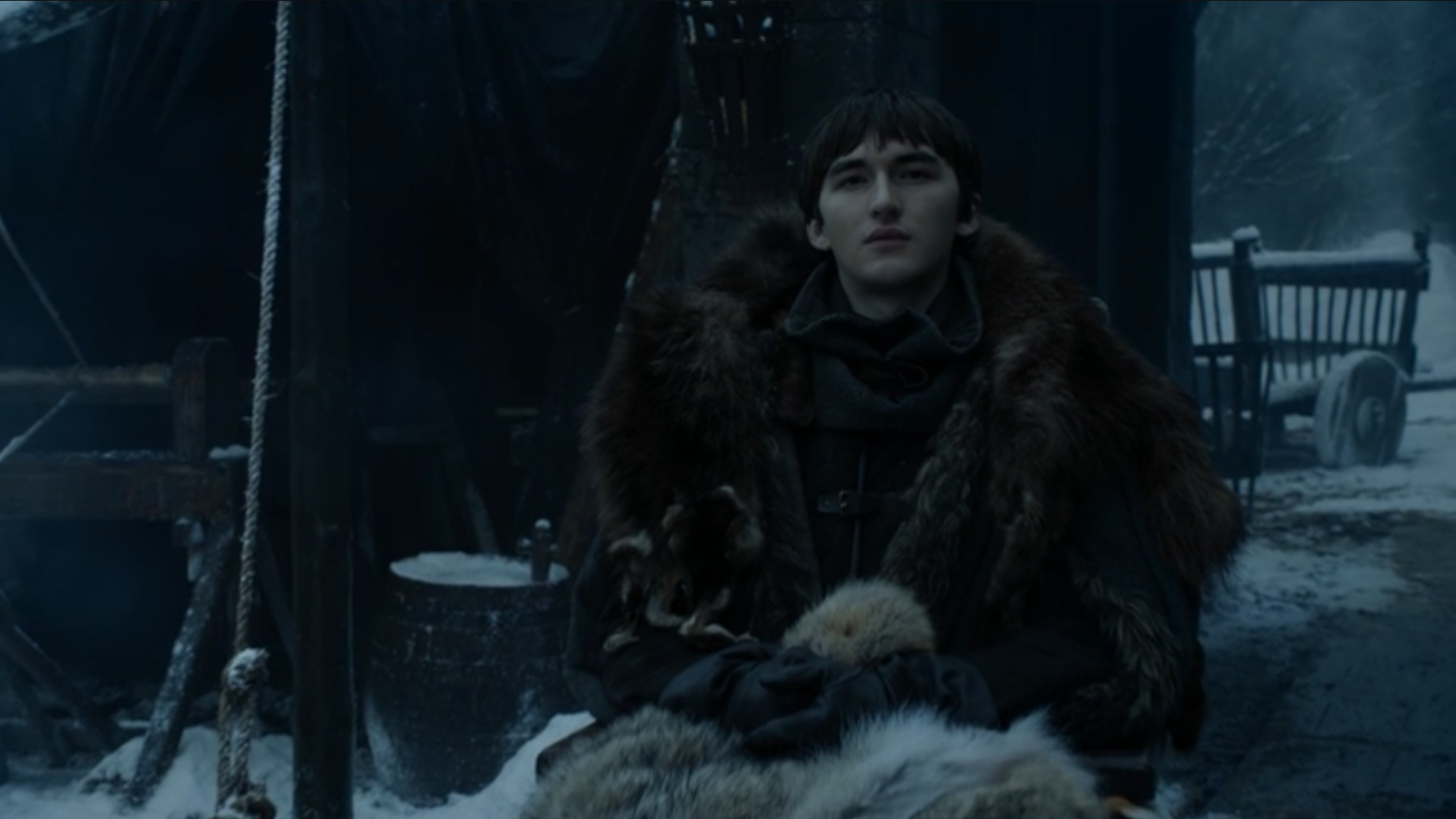 The Internet Reacts To Bran's Smug, Creepy Face In Game Of Thrones