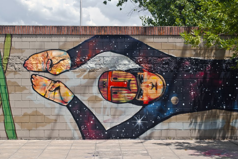 The Coolest Paintings From Google's Project to Immortalise Street Art