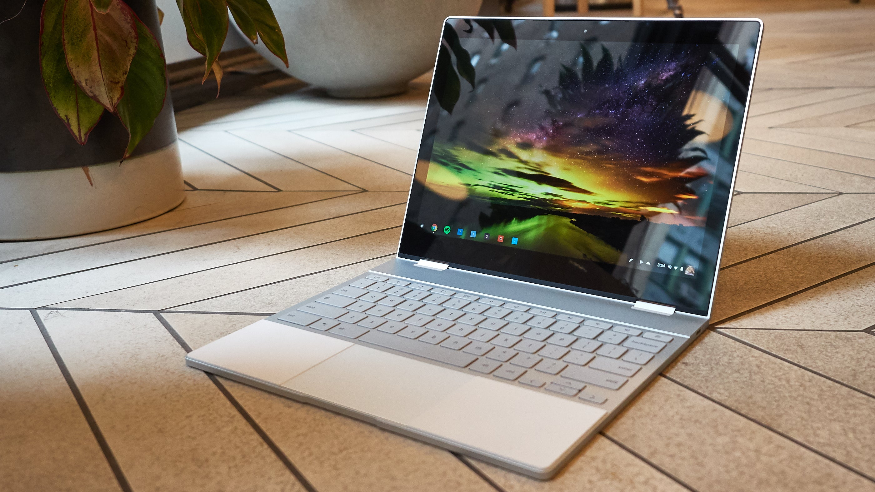 Here's A Leak Of What Could Be Google's New 'Pixelbook' 2-In-1