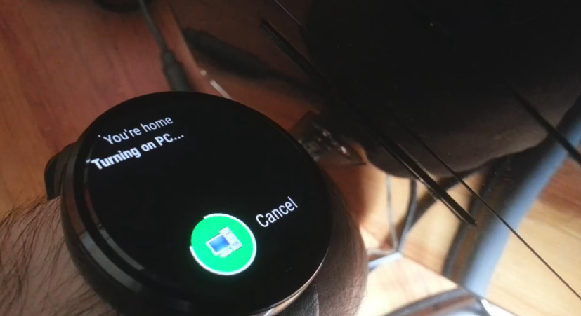 This Wildly Nerdy App Gives Android Wear Watches Super Geek Powers