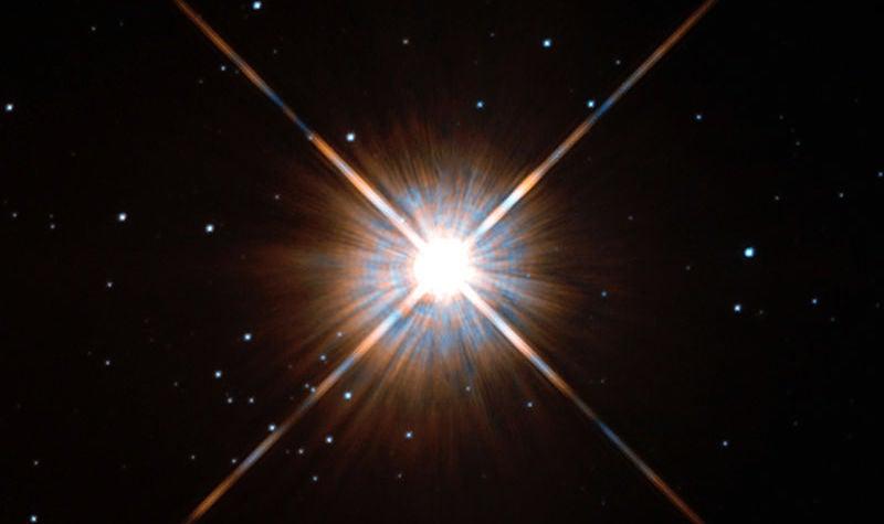 proxima centauri hubble - photo #3