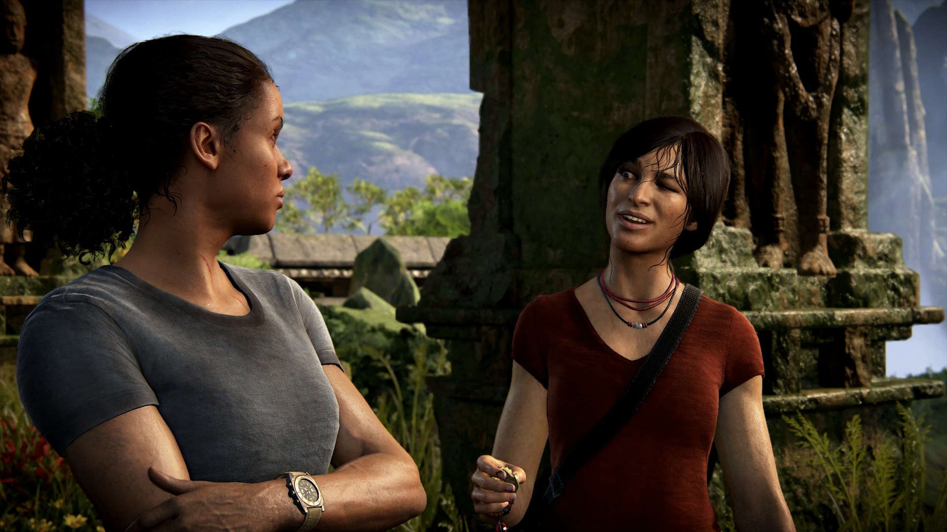 Uncharted The Lost Legacy The Kotaku Review