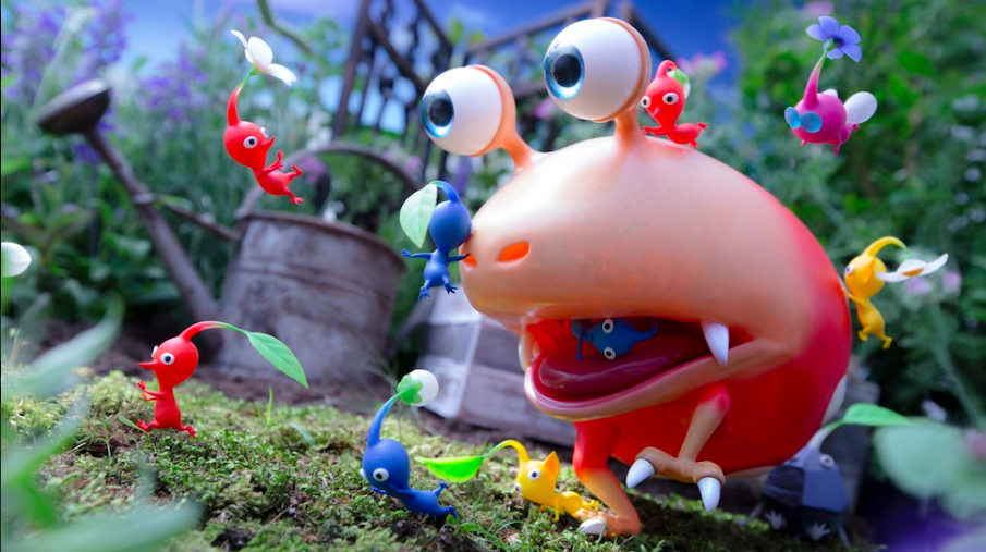 The Cruel, But Cute, World Of Pikmin