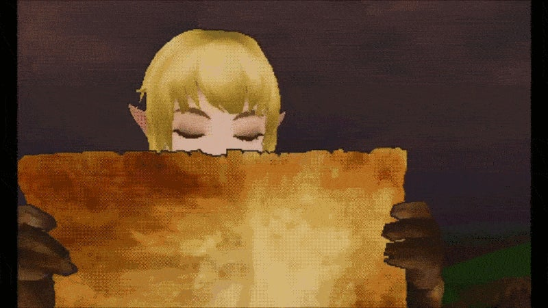 Linkle Is More Than the 'Girl Version' of Link