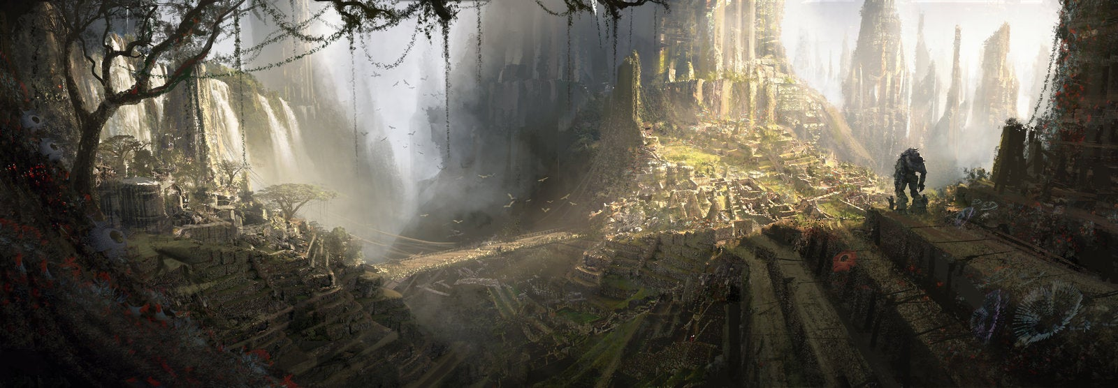 The Best Video Game Concept Art Of 2014*