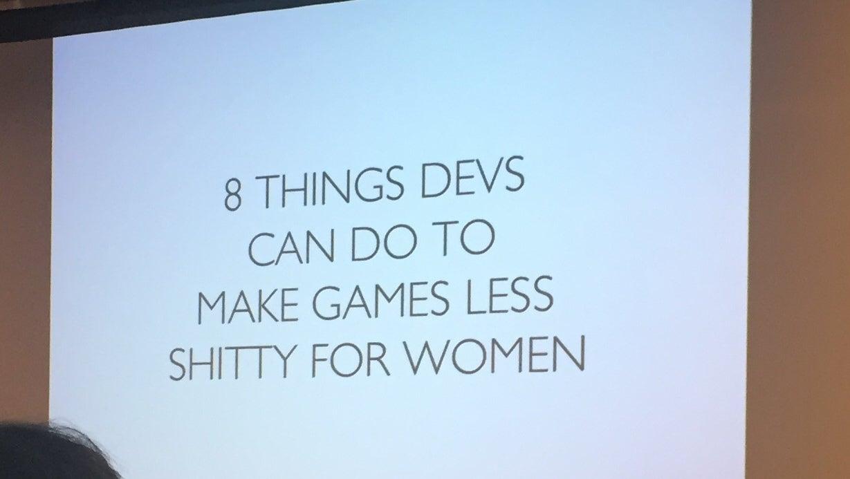How Anita Sarkeesian Wants Video Games To Change