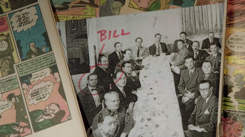 New Documentary Explores Mystery Behind Batman's Secret Co-Creator