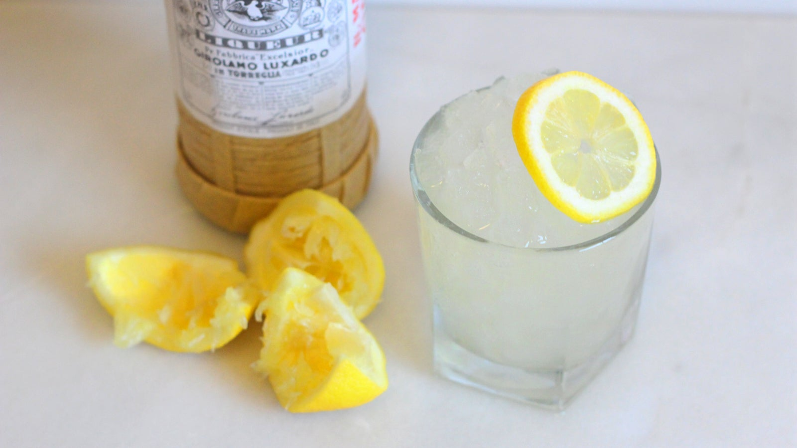 Tweak Your Margarita By Switching Up The Liqueur And Citrus