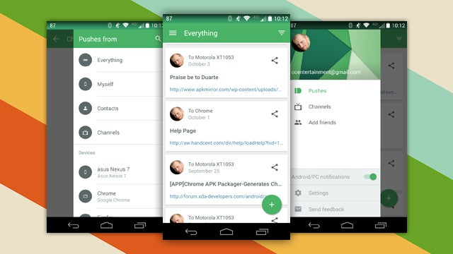 Pushbullet Gets New Filtering Features, Updated Interface