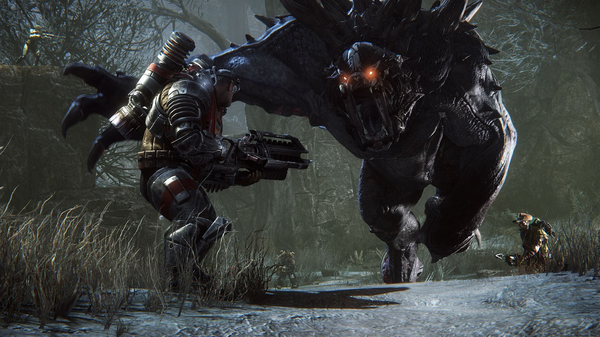 Your PC Must Be This Monstrous To Play Evolve