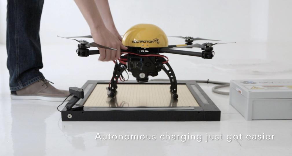 Get Ready For Indoor Surveillance Drones