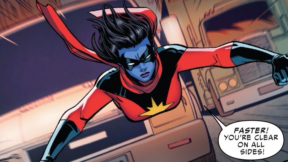 Doctor Minn-Erva's Casting May Spell Trouble For Carol Danvers In TheCaptain Marvel Movie