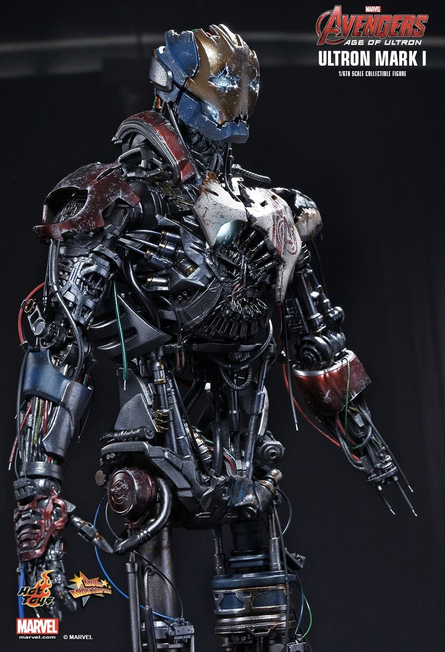 This Sixth-Scale Ultron Will Actually Make You Want a Busted Up Figure