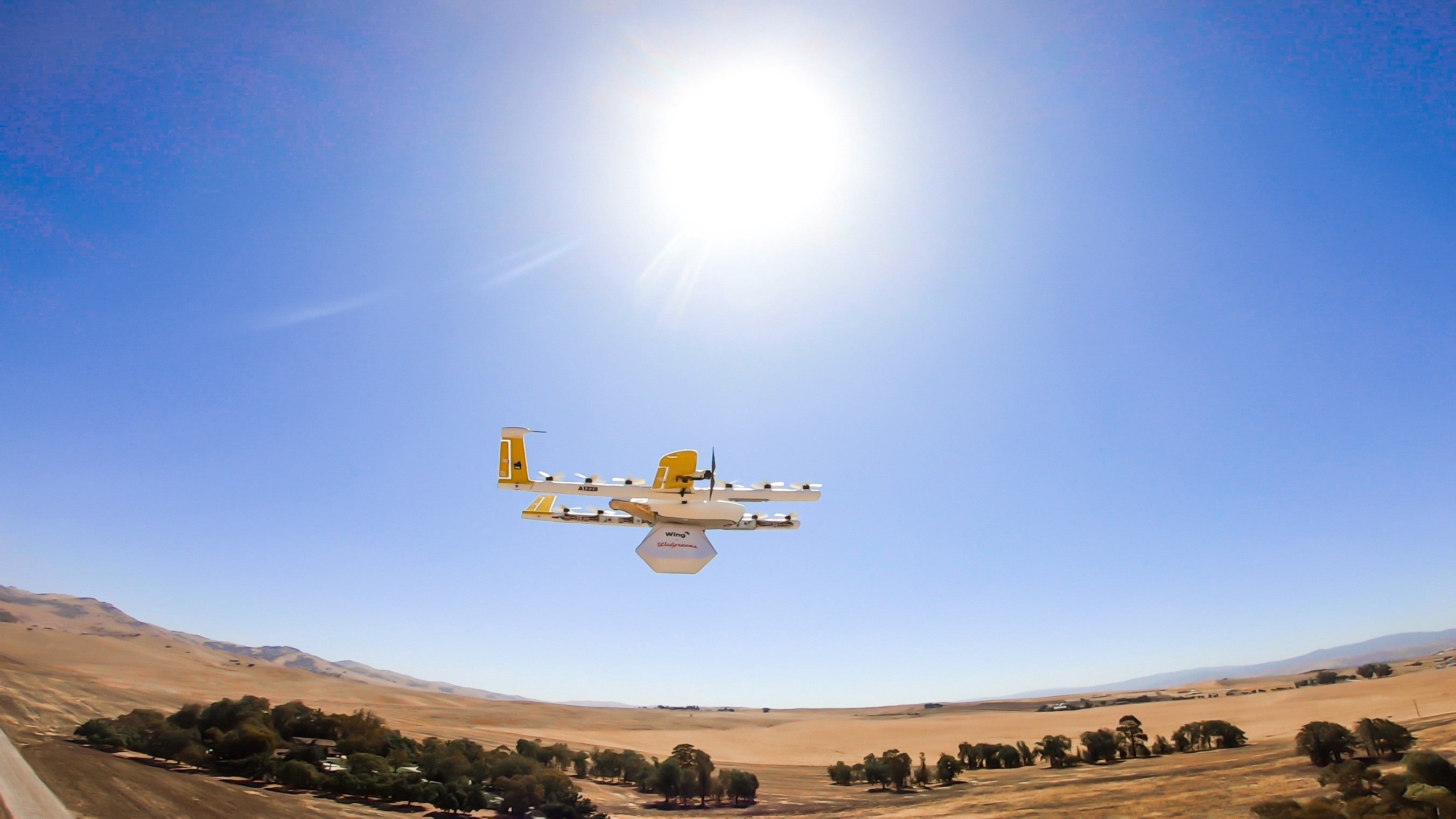 Alphabet's Drone Unit Partners With FedEx And Walgreens For Drone Deliveries