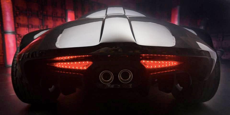 Life-Size Darth Vader Hot Wheels: That's No Hoon