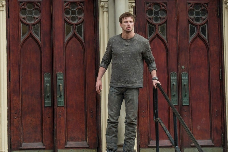The Walking Dead's Glen Mazzara Explains Why He's Bringing the Antichrist to TV