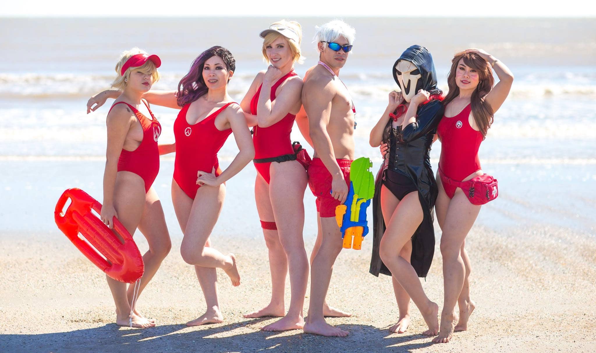 Beach show photo 45