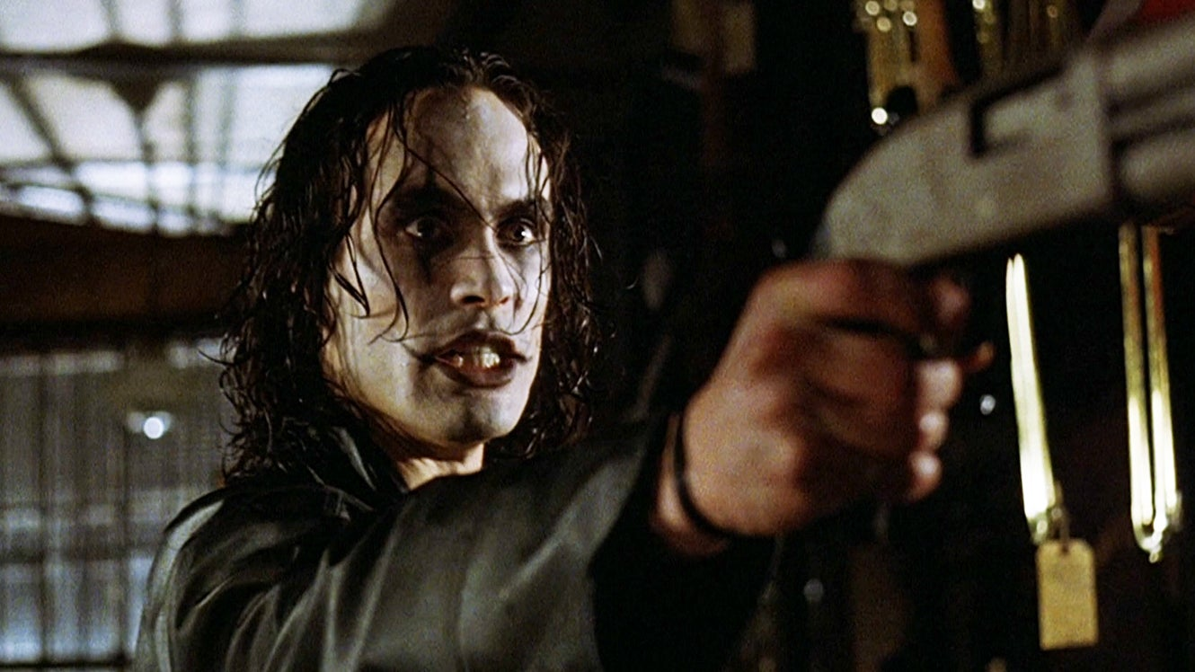Sony Picks Up THE CROW Reboot